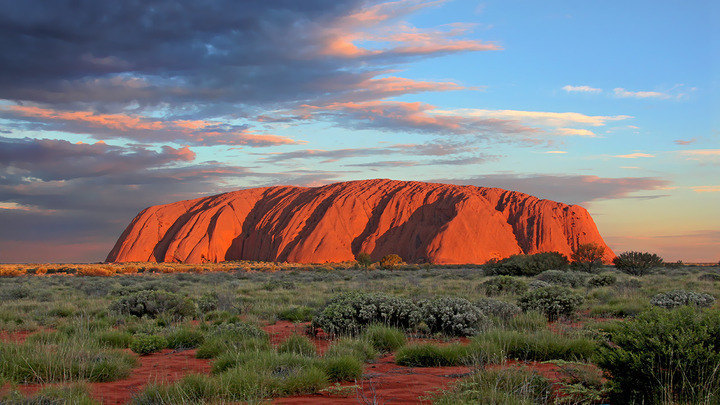 Ayers Rock - Kings Canyon