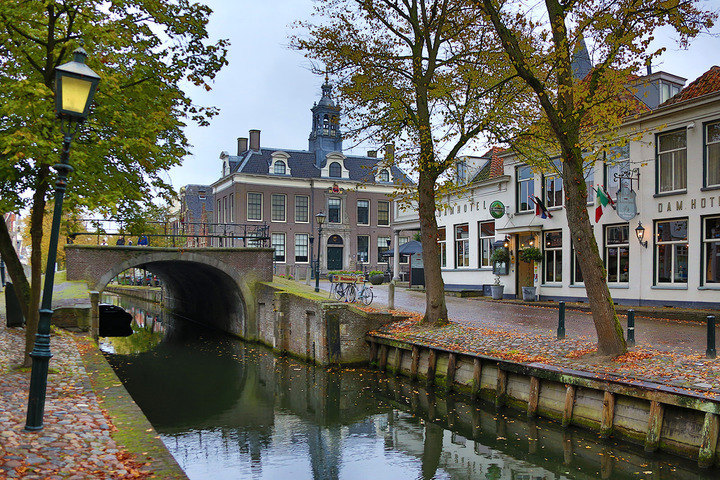Amsterdam Smalltown Harbours - Edam