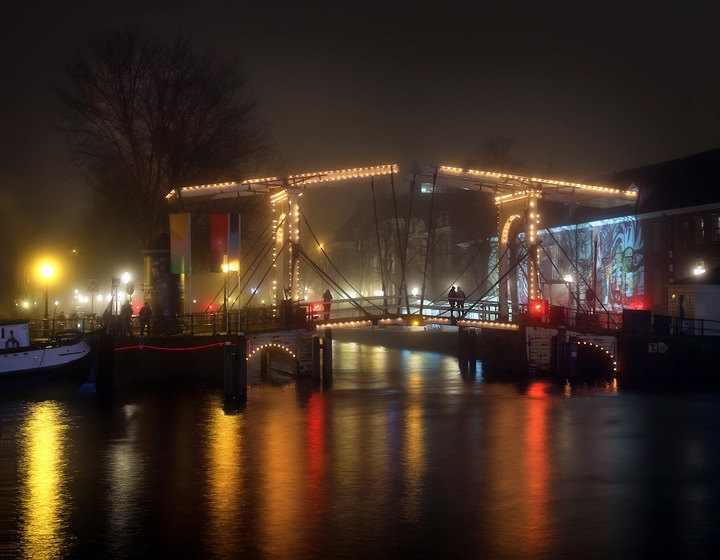 Amsterdam - The City by night