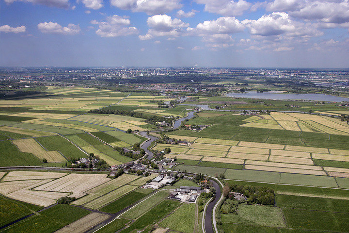 Amsterdam River Countryside