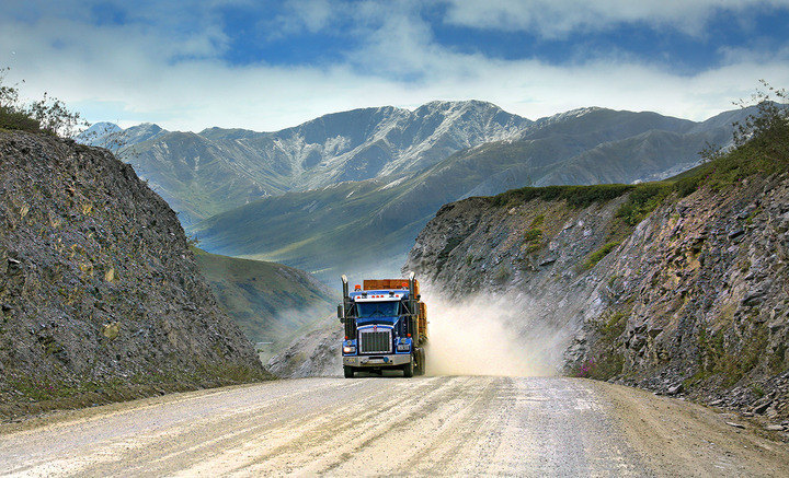 Dalton Highway - Coldfoot